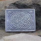 (KB26) Smaller Celtic Kilt Buckle