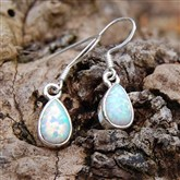 (SE8) Opal Earrings